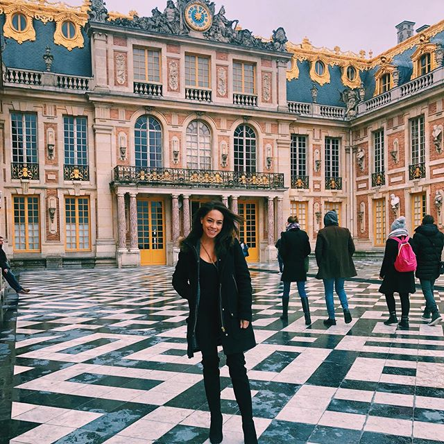 Dreaming of Versailles