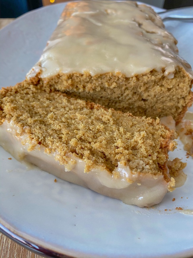 7 Ingredient Vegan and Gluten Free Lemon Loaf (Made with Oat Flour)