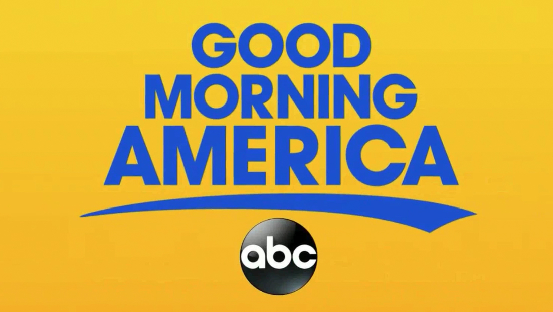 Feature on Good Morning America!